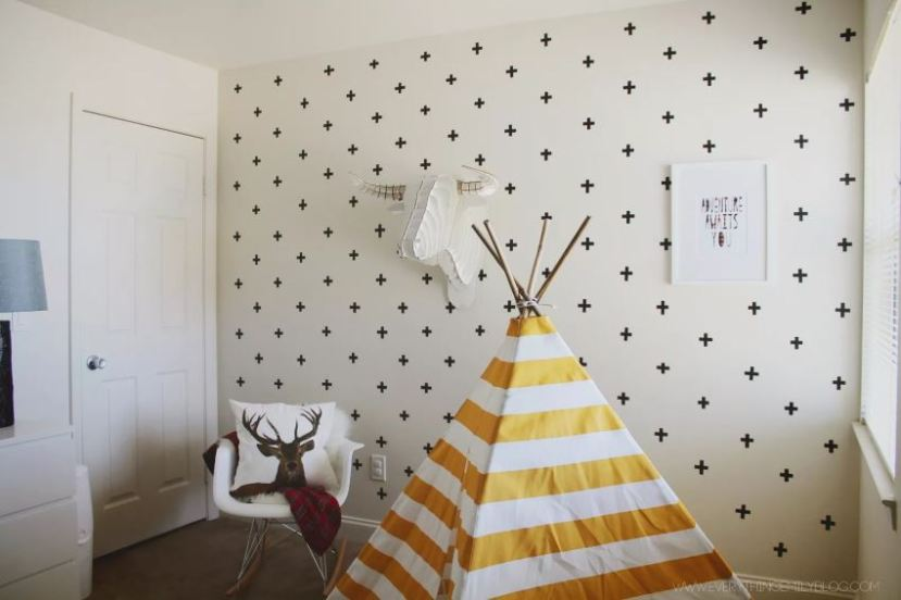 Washi-tape-wall-decals-from-Everything-Emily
