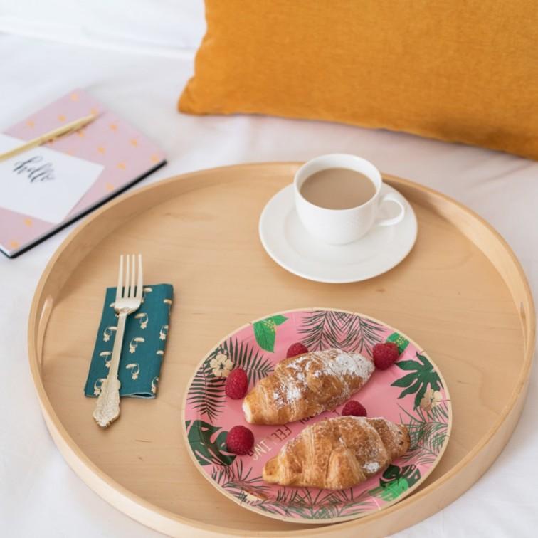 platos-de-carton-tropical-rosa-grandes-8-uds