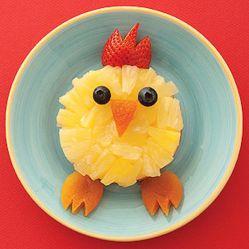 Recetas para niños_ ¡frutas divertidas! | PequeRecetas