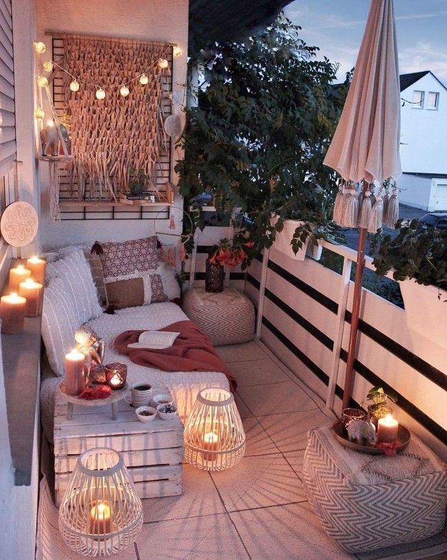 Ideas para decorar las terrazas y balcones de casa y convertirlos en tu nuevo espacio de desconexión